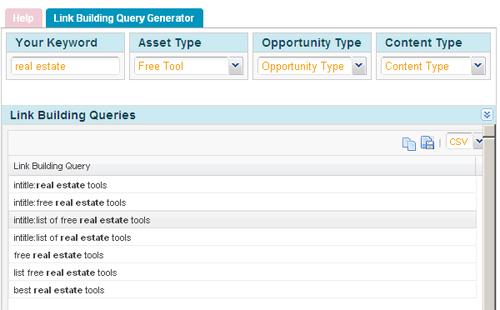 ontolo query generator
