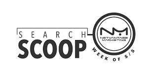 Search Scoop Week of May 5